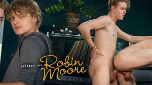 Introducing pretty blonde boy Robin Moore & Wes Campbell