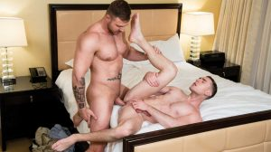 One Night At The Ready - Austin Wolf & Fane Roberts