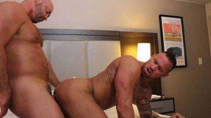 Breed Me Raw - Tyler Reed fucks Michael Roman