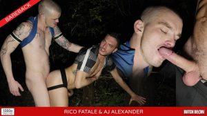ButchDixon - Rico Fatale & AJ Alexander