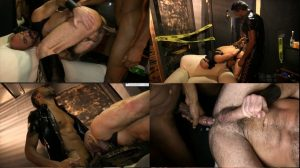 Fucking The Sex Slave - Chase Coxxx & Adam Russo