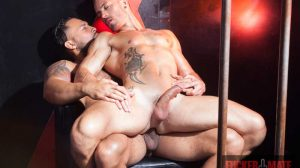 Between Bars - Viktor Rom and Brazilian power bottom Andy Star