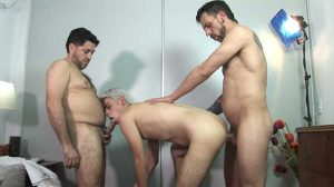 Bareback Me Daddy - Joris and Latin boy Fernand