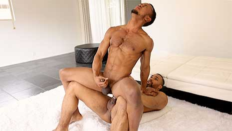Go ahead and just bookmark this scene right now because it's about to be your new go-to when you're looking to get off. Jaxson Briggs and Apollo Parker put on a show for the record books.