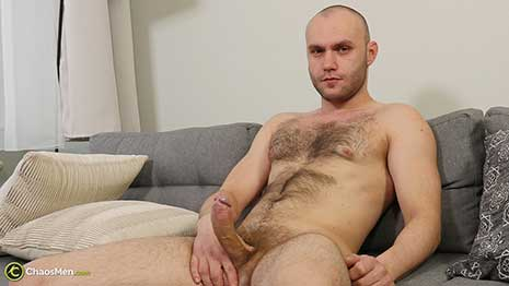 Donnie Marco is Czech, gay and very kinky. He loves to tie guys up and have fun with them. Loves to rim and lick. He is really into leather and visiting the fetish bars in Berlin. He has a boyfriend and often has threeways with him.